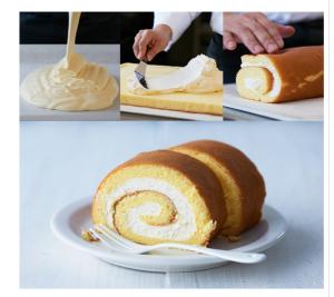 ルタオ(letao)のロールケーキ