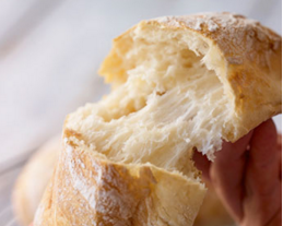 ルタオのミルクパン