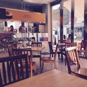 ルタオのカフェ