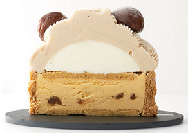 ルタオのケーキ
