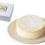 ルタオ(letao)のレアチーズケーキ(ネージュブラン)