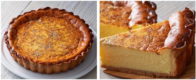 ル モンド デュ フロマージュ 最高級チーズケーキ
