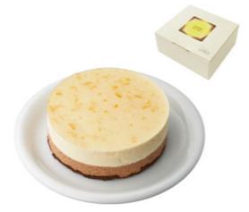 ラベイユ ショコラ _ チーズケーキ