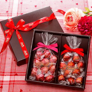 リンツ バレンタインチョコレート特集