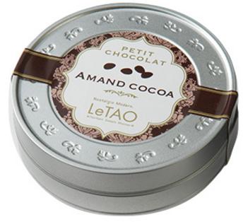 プチショコラ アマンドココア チョコレート ルタオのチョコレート
