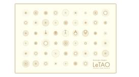 ルタオのメッセージカード
