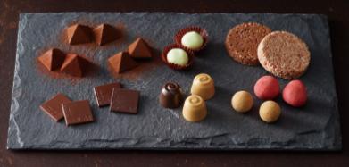ルタオのバレンタインチョコレートセット