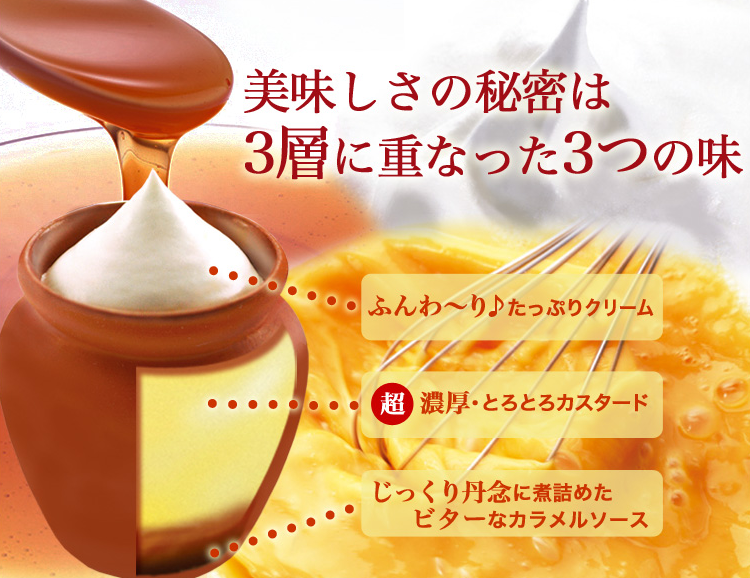 神戸フランツの壷プリン 美味しさの秘密