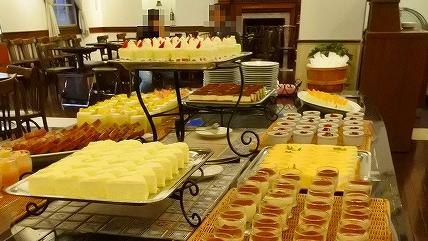 ルタオのケーキバイキング