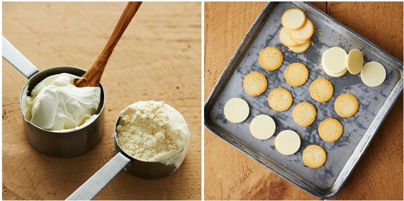ルタオのクッキー 作り方