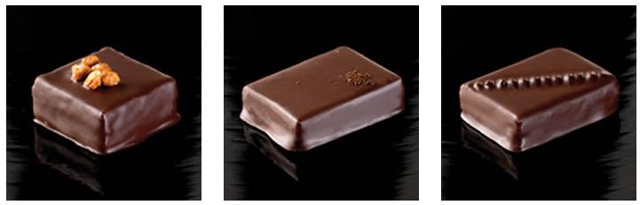 アンリー・ルルーのチョコレート