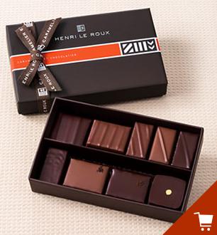 アンリ・ルルーのホワイトデー チョコレート