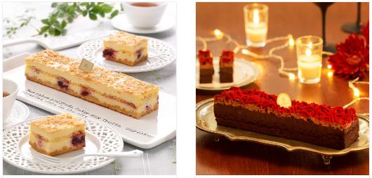 アンリ・シャルパンティエのケーキ(ホワイトデー)