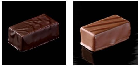 アンリー・ルルーのチョコレート(ガナッシュ)