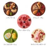 ルタオのイースター パレット(チョコレート)