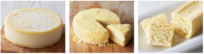 ルタオのチーズケーキ クリスマス