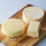 ルタオのトロワ フロマージュ ~3種のチーズケーキ~